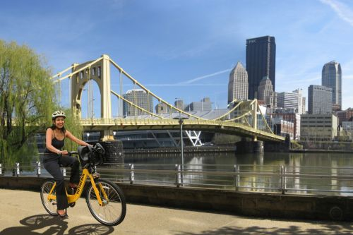 Pittsburgh Bike Share: Coming Summer 2014
