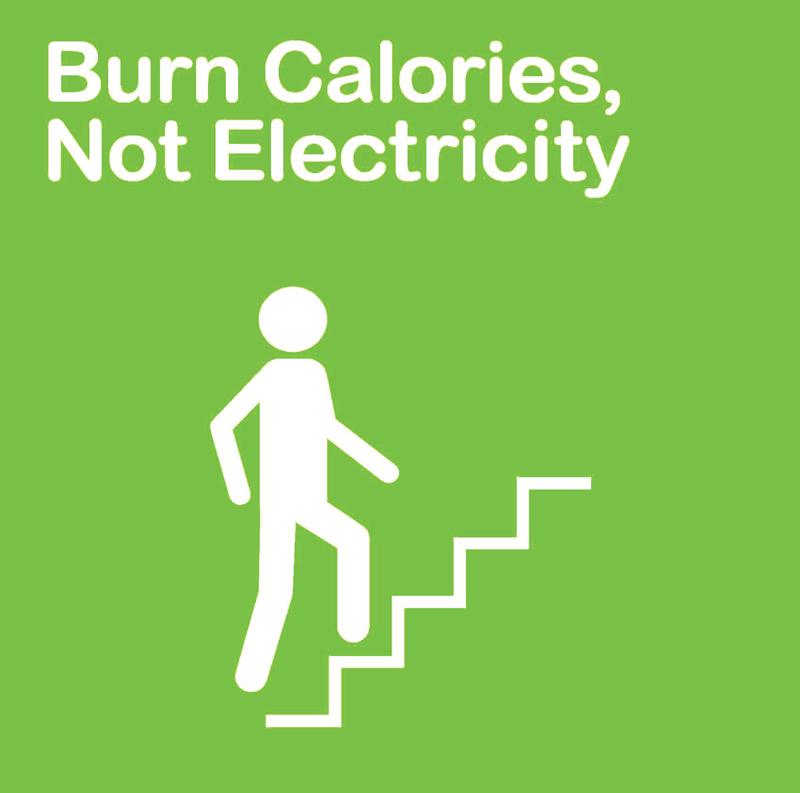 BurnCaloriesNotElectricity